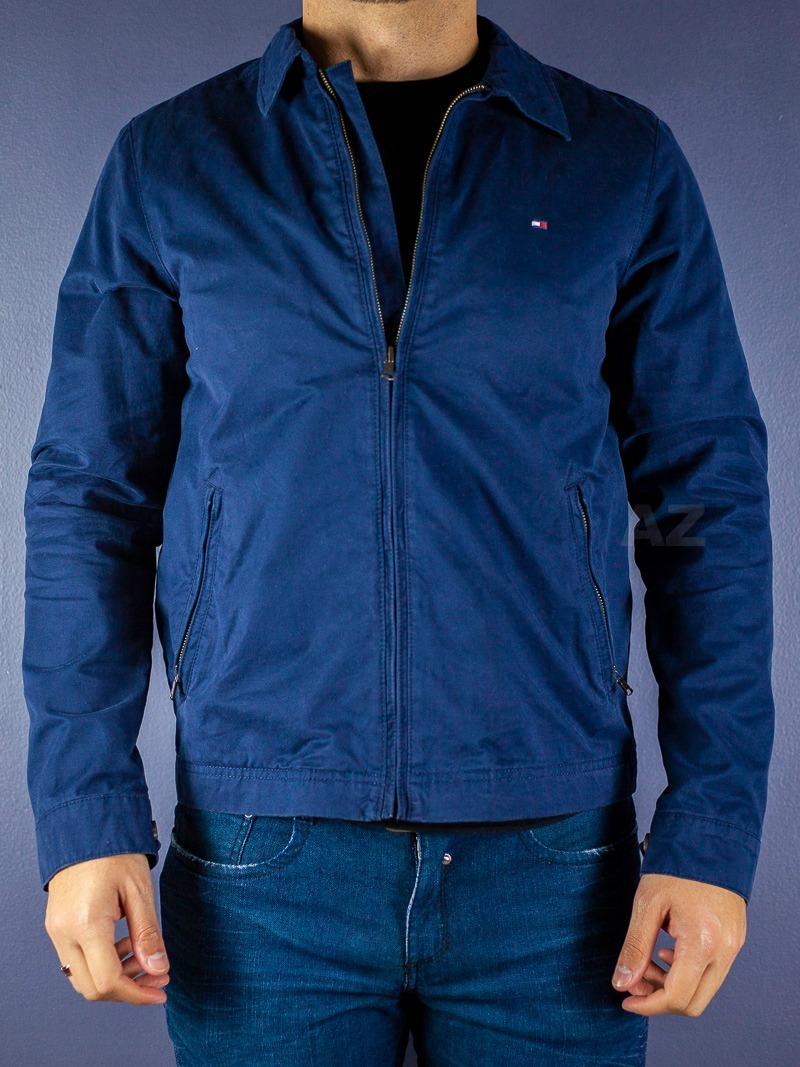 Jaqueta Tommy Hilfiger Sarja - Tam  P ( S ) - R  499,00 em Mercado Livre ccc02e3a57
