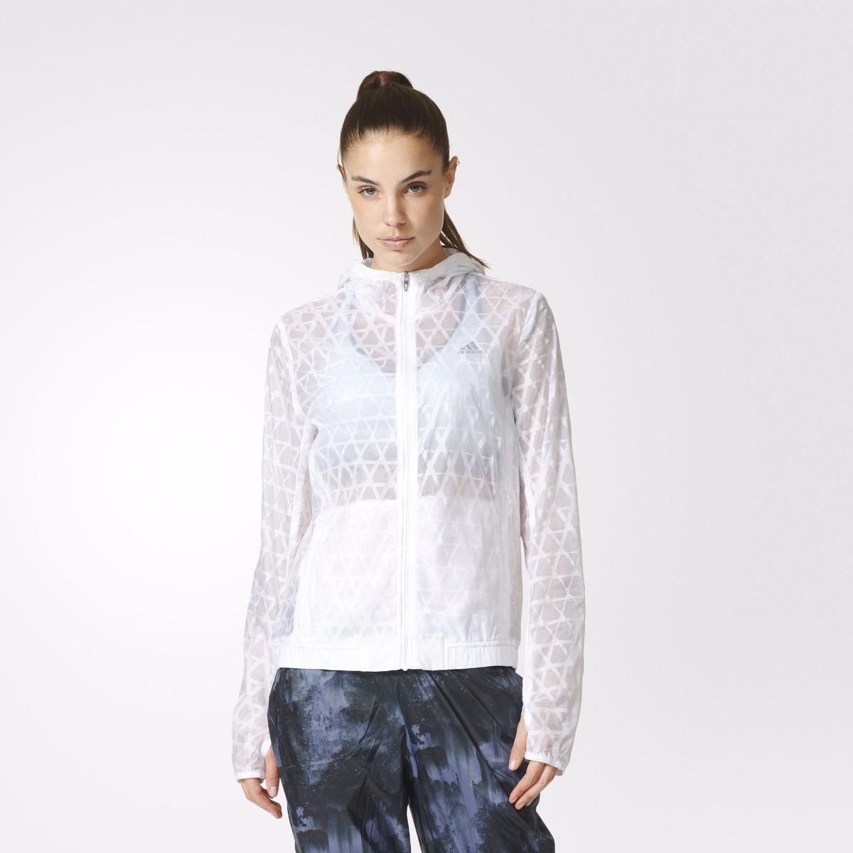 842889110f5 jaqueta transparente adidas original - nova. Carregando zoom.