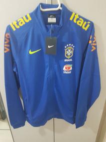 6f2e00deea8 Jaqueta Seleção Brasileira Nike no Mercado Livre Brasil