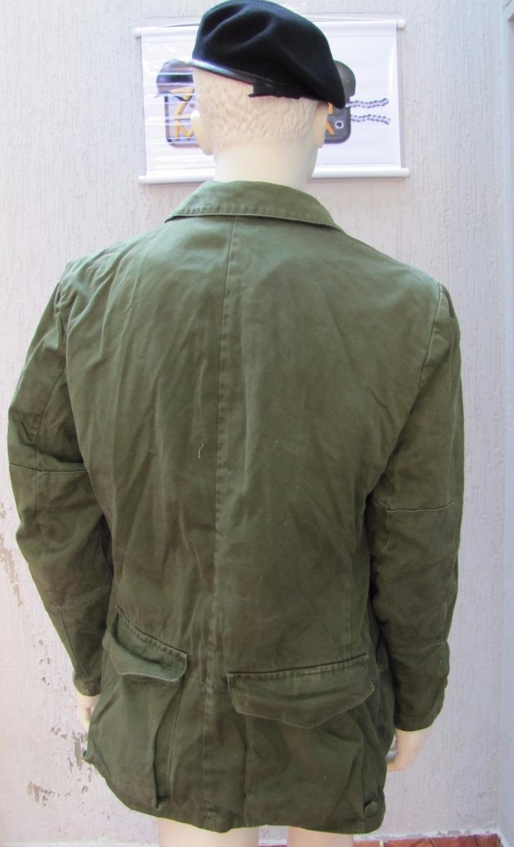 0b07abb3b5 jaqueta verde oliva m59 exército sueco (estilo vietnã). Carregando zoom.