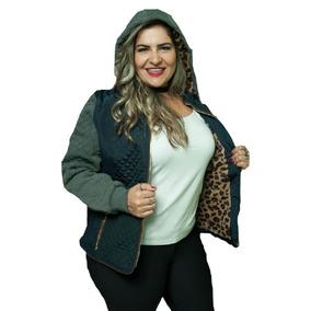 a8dafde38 Jaqueta Que Vira Colete Feminino Na Cor Preta - Calçados, Roupas e Bolsas  no Mercado Livre Brasil