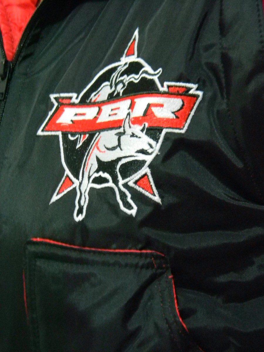 Jaqueta Vira Colete Masculino Pbr Professional Bull Riders - R  220 ... 529943df664