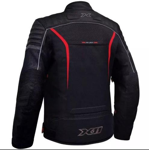 jaqueta x11 iron2 masculino motoqueiro moto  motociclista