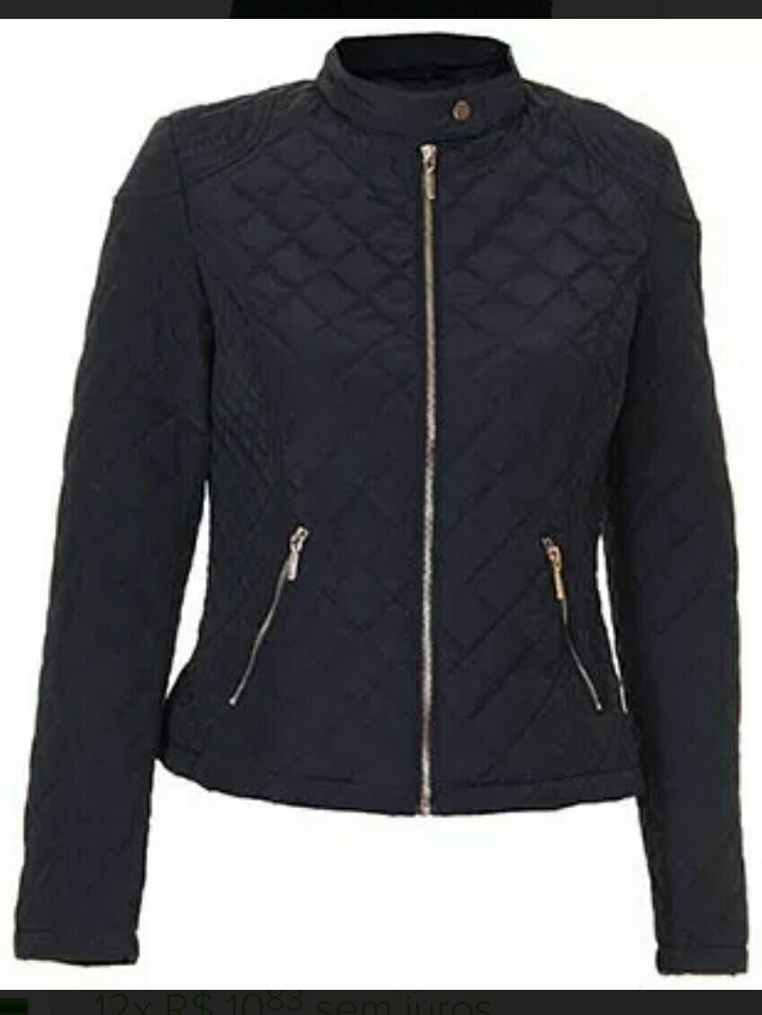 jaquetas femininas. Carregando zoom. 4271d96bdbc76