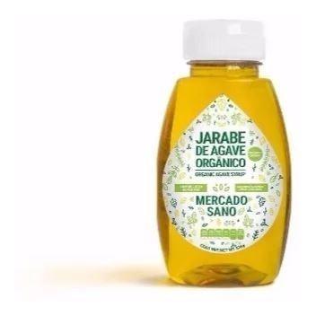 jarabe de agave endulzante natural orgánico 326g