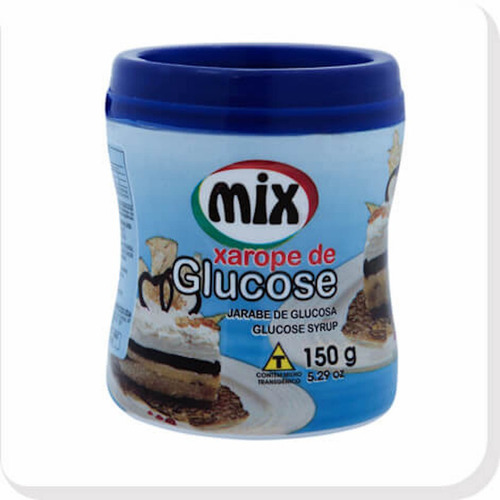 jarabe de glucosa mix 150 gr.