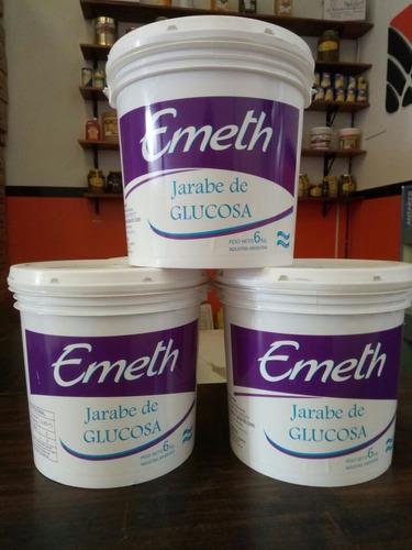 jarabe de glucosa x 6 kg. emeth