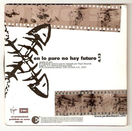 jarabe de palo cd single