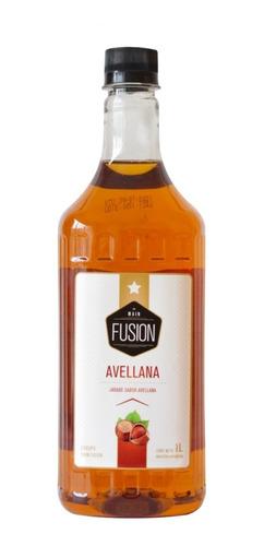 jarabe syrup fusion para cafetería y cocteleria