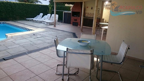 jardim acapulco - locação anual - frente praça - - ca0218