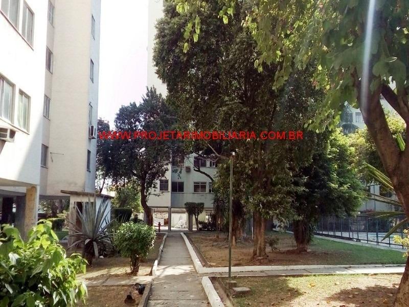 jardim alvorada /nova iguaçu. apartamento 2 quartos, garagem e cond. com lazer. - ap00202 - 32719746