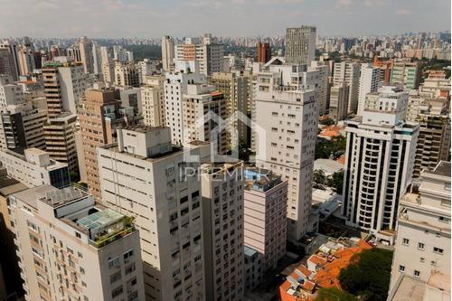 jardim america - cobertura duplex - vista 360º - proximo paulistano - rt1481