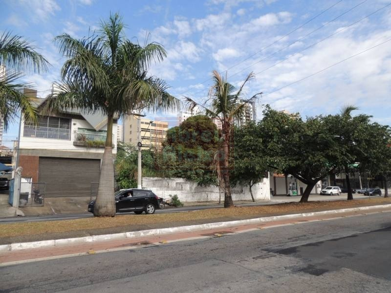jardim analia franco - terreno com 1200 m² -  2 frentes, para 2 avenidas de grande movimento - excelente para fins comerciais ou incorporação - 900