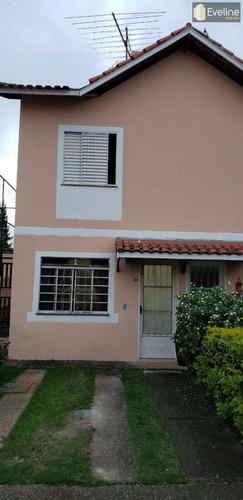jardim bela vista - casa de condomínio a venda - 2 dms - mogi - v910