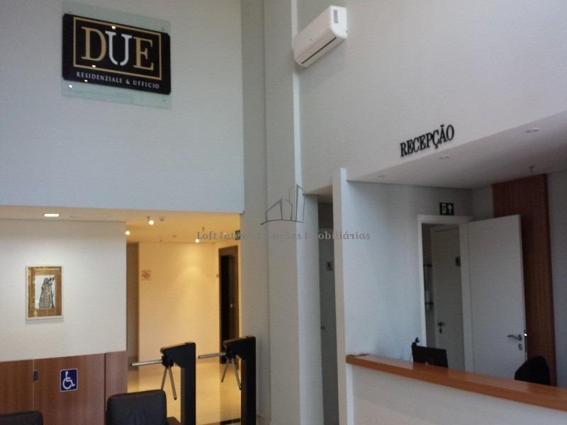 jardim chapadão sala comercial 1 vaga mobiliada  ar condicionado frigobar bebedouro estação de trabalho - sa00038 - 32665859