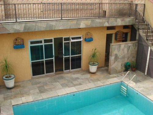 jardim da saúde - sobradão maravilhoso c/piscina - ca14085