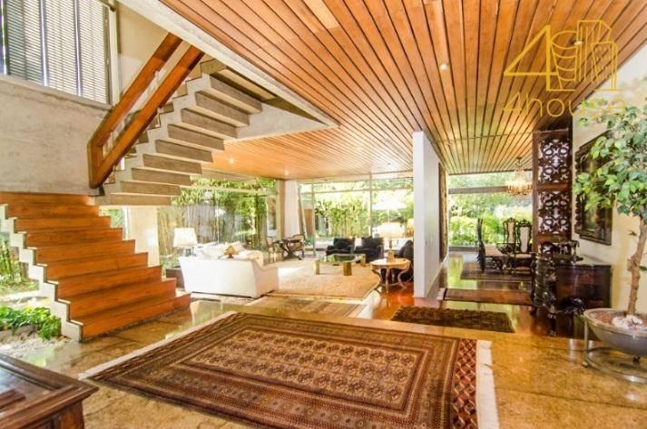 jardim europa - maravilhosa casa 713m²  na rua itália para venda. - ca0187