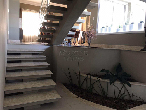 jardim novo mundo | casa 2000 m² - 3 suítes / 8 vagas | 4025 - v4025