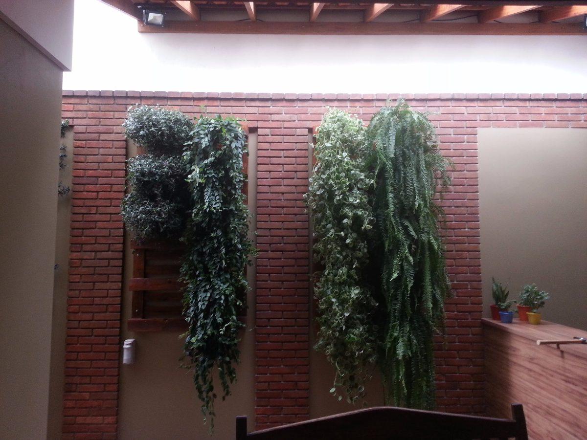 jardim vertical venda:Jardim Ou Horta Vertical Painel Com Pallets – R$ 148,90 em Mercado