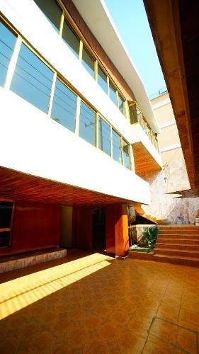 jardín balbuena: casa amplia en dos construcciones independientes.