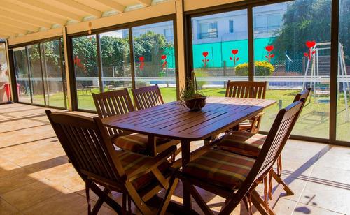jardin claret - espectacular casa en zona norte