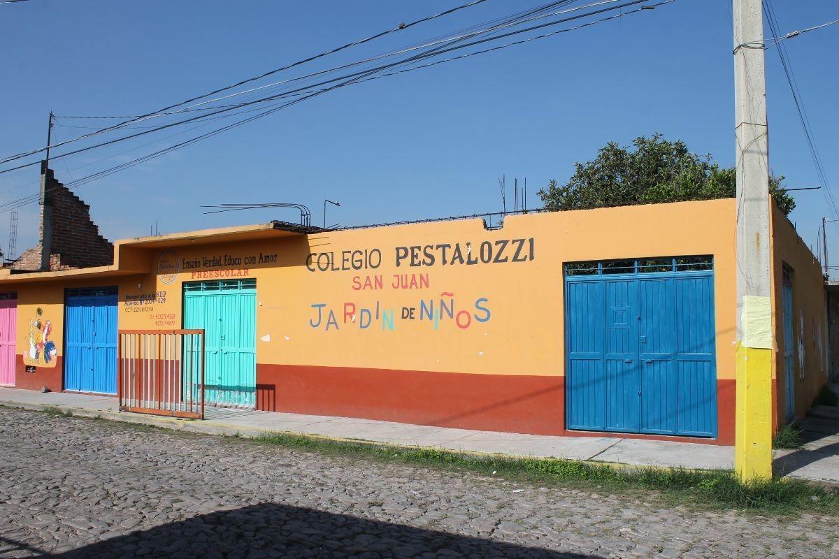 jardín de niños en venta