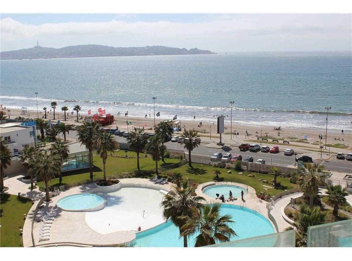 jardín del mar, departamento al costado del casino enjoy