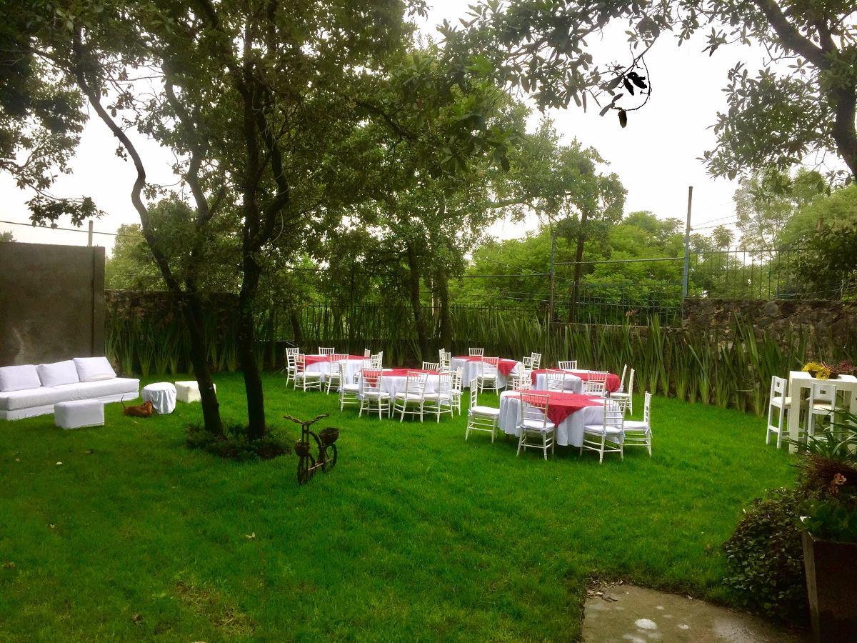 Salon terraza y jard n para eventos hasta 400 personas for Jardin en terraza