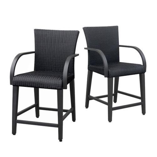 jardín exterior sillas