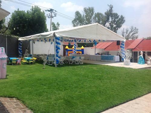 jardín fiestas eventos
