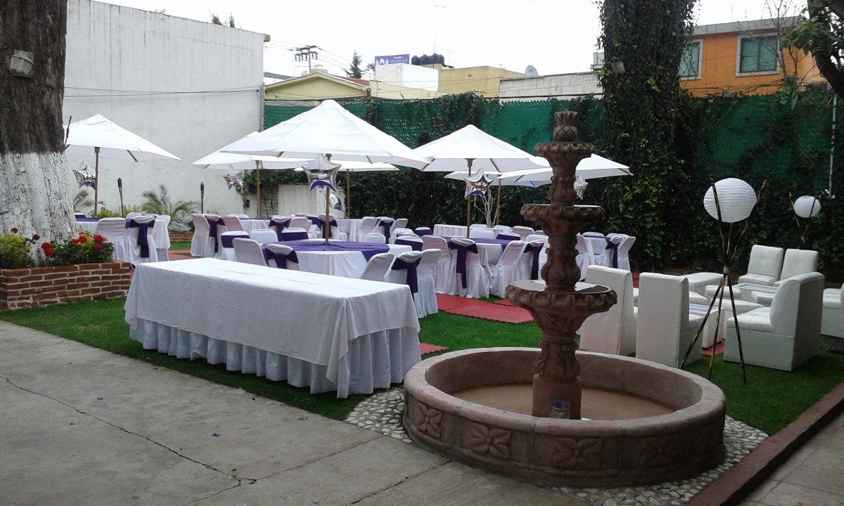 Accesible jard n para fiestas y eventos mejor que un for Jardines pequenos para eventos df
