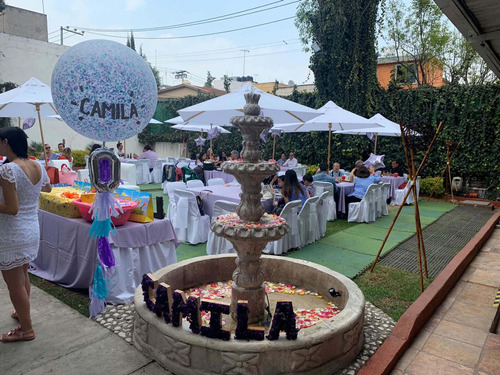 jardín fiestas eventos salón!