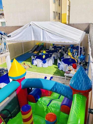 jardín fiestas infantiles