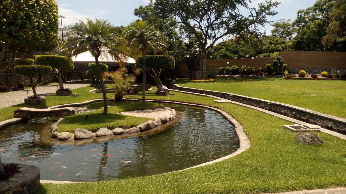 Jard n lagos 21 bodas eventos paquetes cuernavaca - Jardines baratos ...