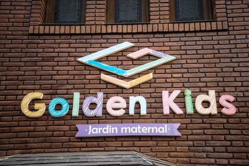 jardin maternal golden kids