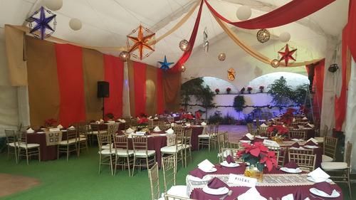 jardin para fiestas sociales familiares y empresariales