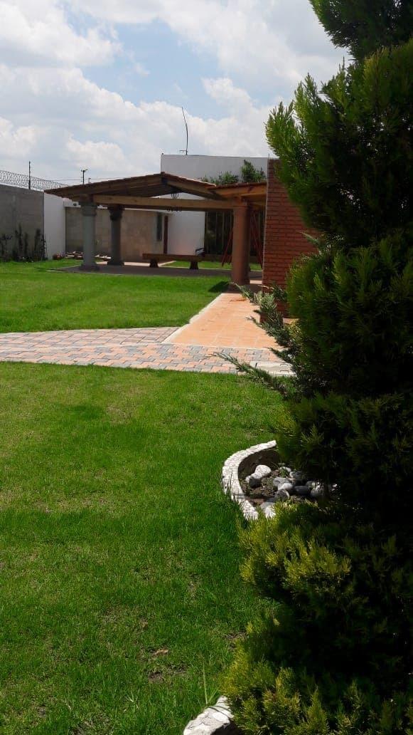 jardin para fiestas y eventos