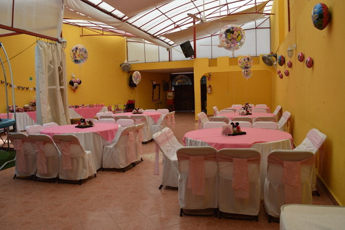jardín salón fiestas
