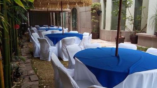 jardín & salones para eventos sociales y familiares.