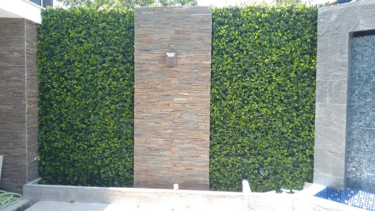 Jardin Vertical Artificial Annette 50x50cm Haussman 195 00 En