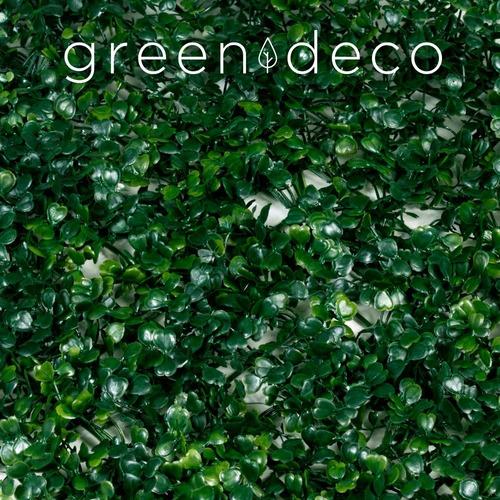 jardín vertical artificial muro verde panel 40x60