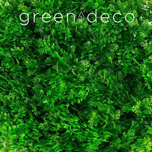 jardin vertical artificial muro verde panel atenas 50x50