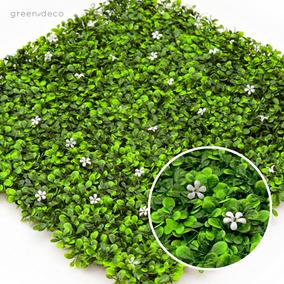 Jardín Vertical Artificial Muro Verde Panel - Paris 25x25