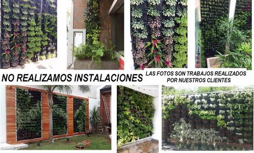 jardin vertical jardines