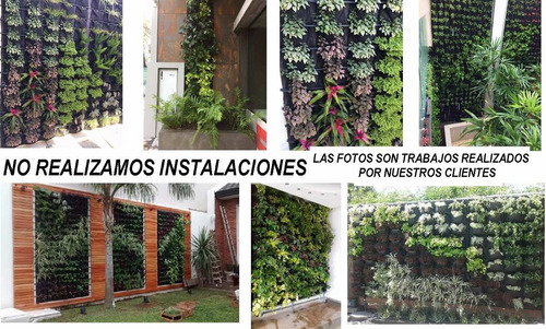 jardin vertical pockets  x 1 m2 mp oferta!!!..