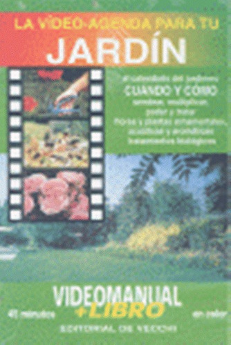 jardín video agenda para tu, aa.vv., vecchi