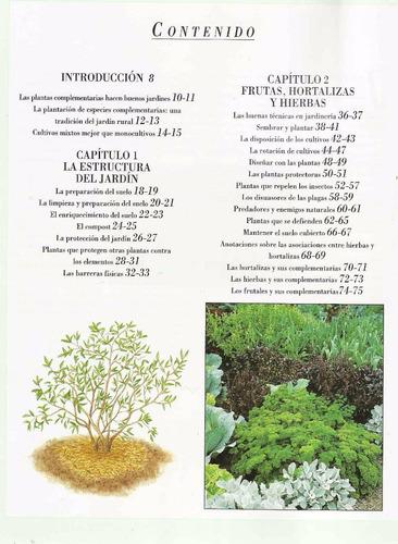 jardín y armonía richard bird jardineria especies complement