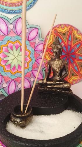 Jardin zen circular yin yang buda decoracion budismo    8.990 en ...