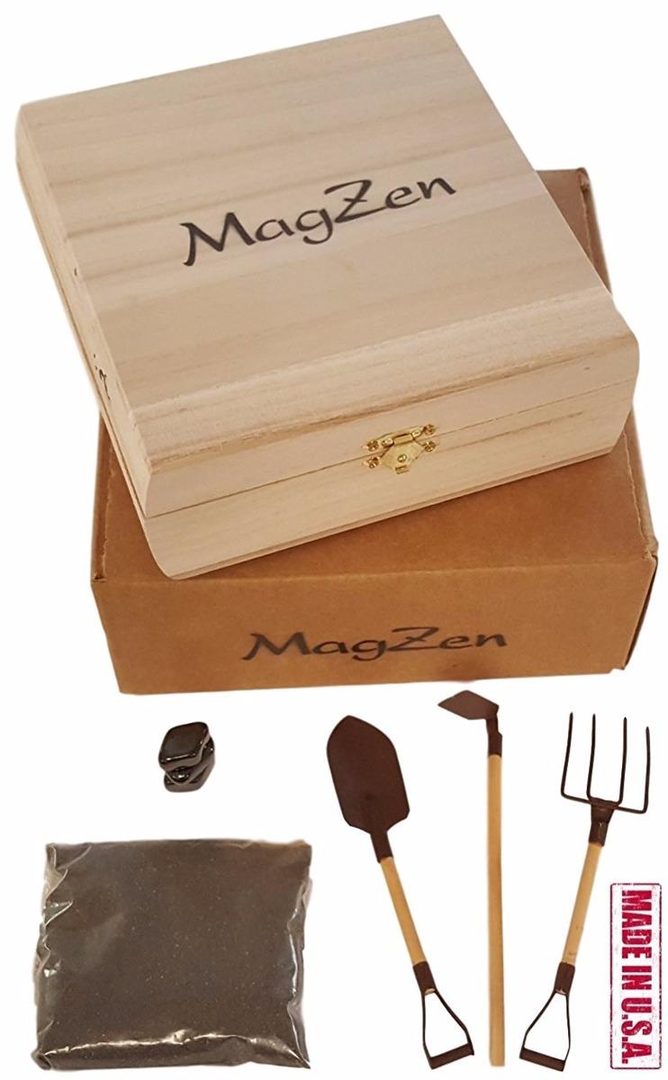 Jardin zen de arena magnetica mag zen antiestres 1 490 - Arena jardin zen ...