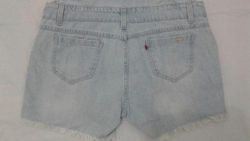 jardineira cambos jeans feminina